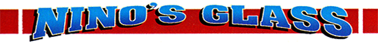 Nino's Glass | Glass Splashbacks & All Glass Products